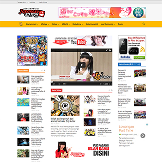 Japanese Station | Indonesia Japanese Portal